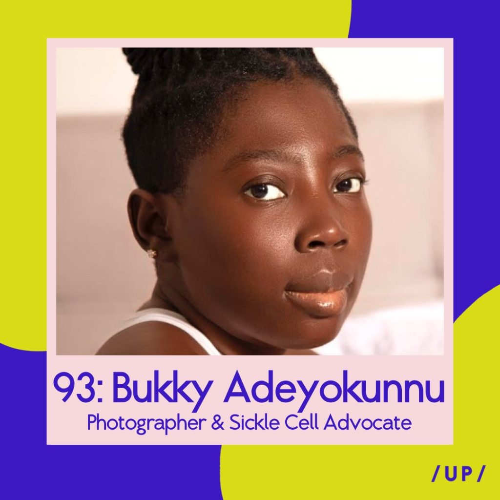 Bukky Adeyokunnu Bukky Ade Photographer Sickle Cell Uninvisible Pod