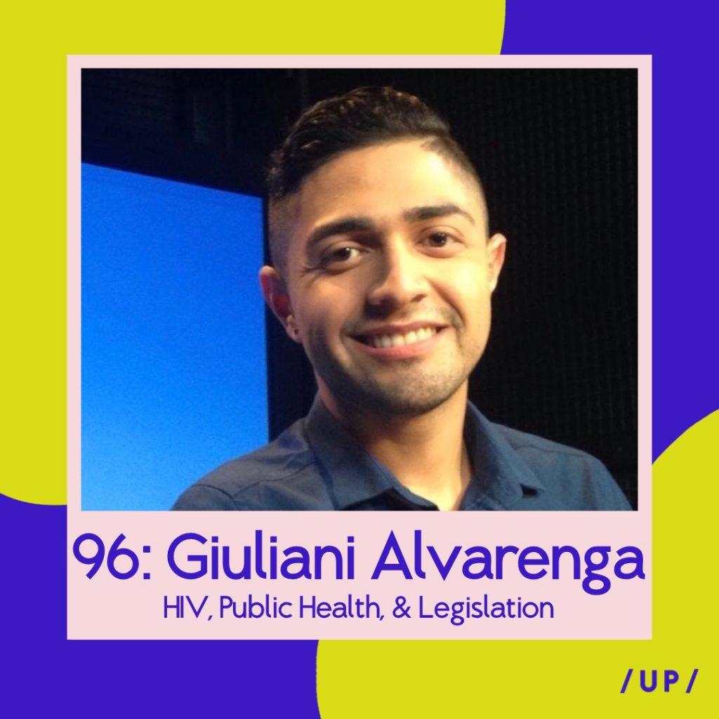 Giuliani Alvarenga The Body HIV Uninvisible Pod Trust Me I'm Sick