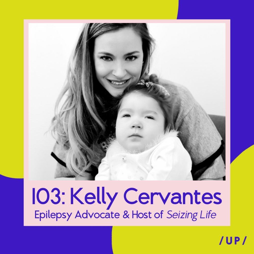 Kelly Cervantes Hamilton Uninvisible Pod Seizing Life CURE