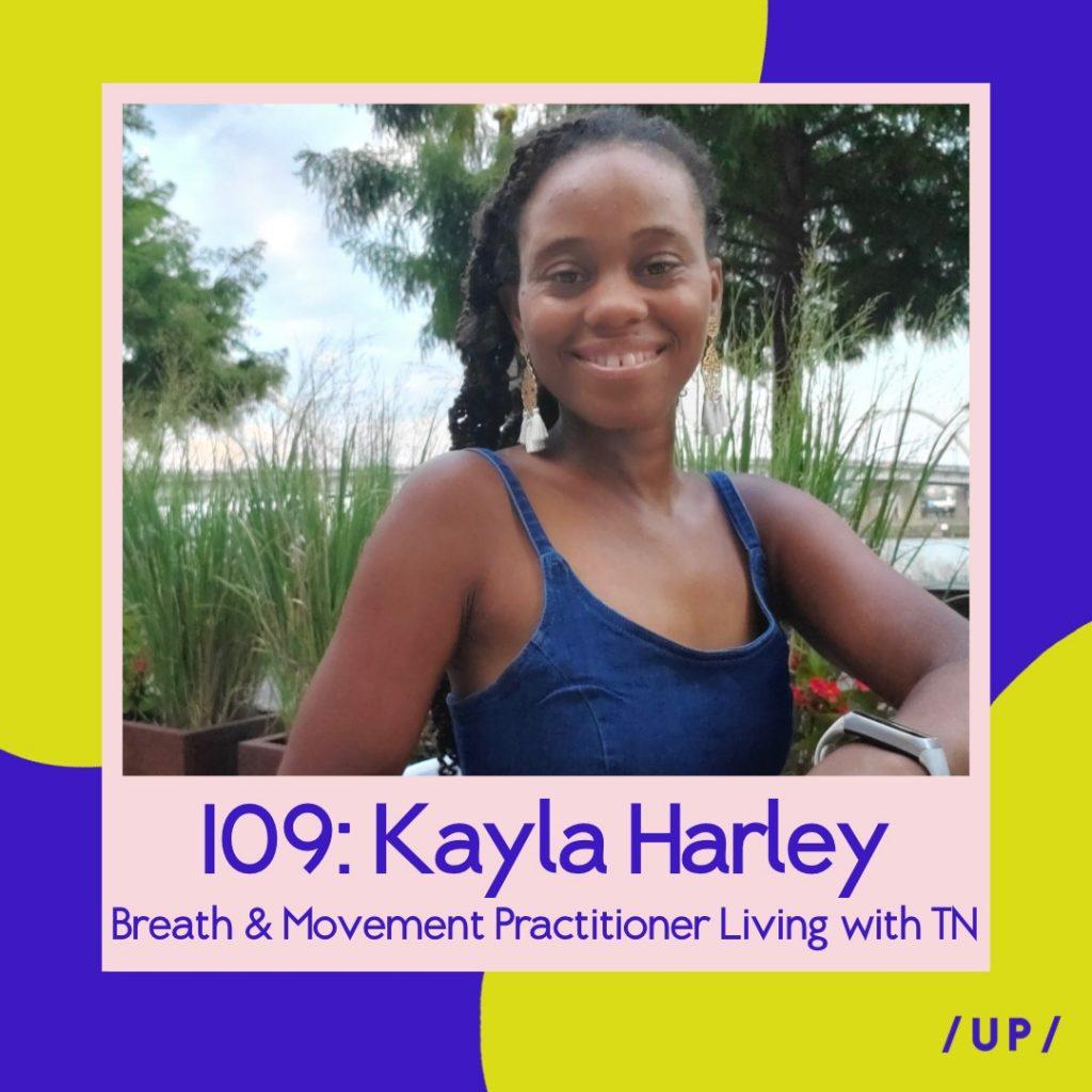 Kayla Harley GKBabe Beebodi Marketplace Uninvisible Pod Trigeminal Neuralgia TN Chronic Pain