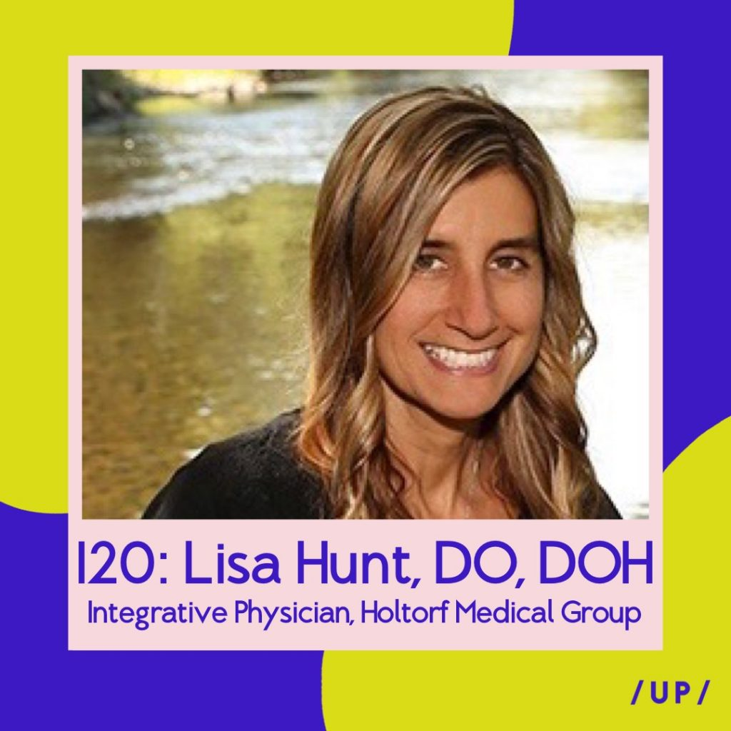 Lisa Hunt D.O. Dr. Holtorf Medical Group Lyme thyroid hormones anti-aging Uninvisible Pod