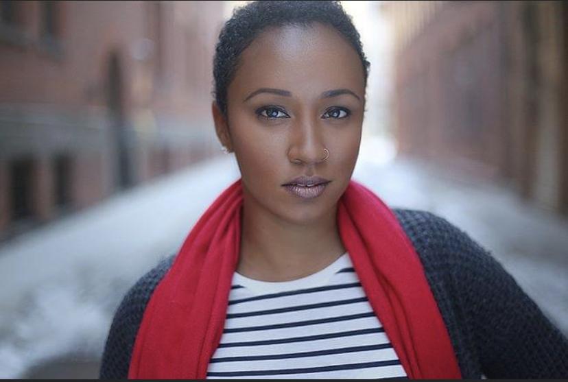 Rhisa Parera Negra Con Lyme disease tick borne illness invisible chronic illness Uninvisible Pod