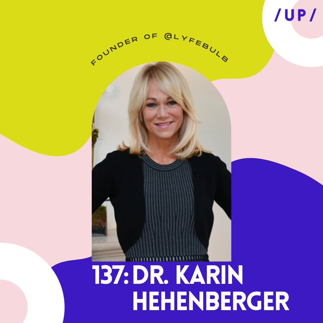 Karin Hehenberger MD PhD Lyfebulb type 1 diabetes pancreas transplant female founder doctor CEO patient advocacy